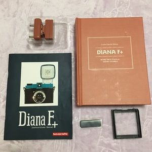 Other - Diana F+ Camera